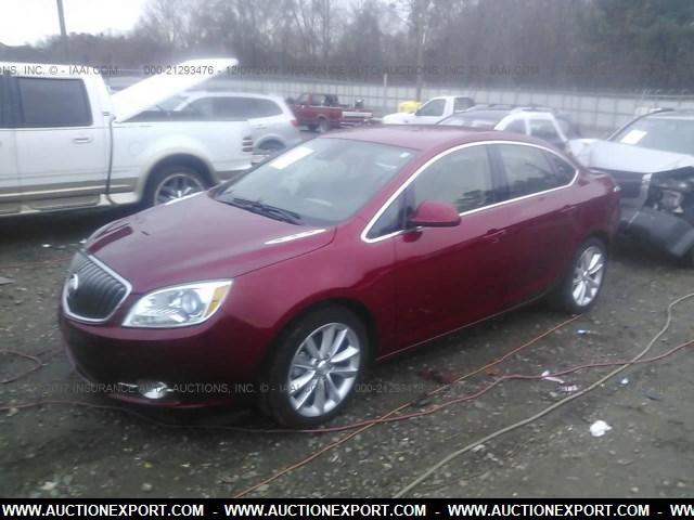 used 2015 buick verano car for sale at auctionexport. Black Bedroom Furniture Sets. Home Design Ideas
