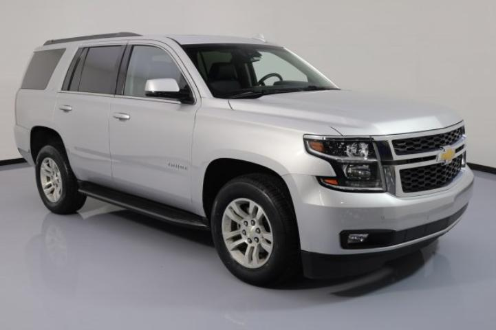 used 2015 chevrolet tahoe car for sale at auctionexport. Black Bedroom Furniture Sets. Home Design Ideas