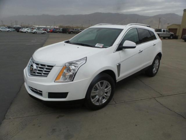 Used 2016 CADILLAC SRX LUXURY Car For Sale At AuctionExport