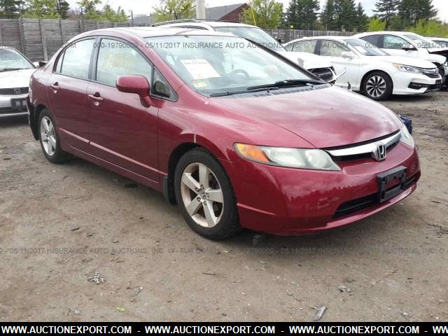 used 2007 honda civic ex car for sale at auctionexport. Black Bedroom Furniture Sets. Home Design Ideas