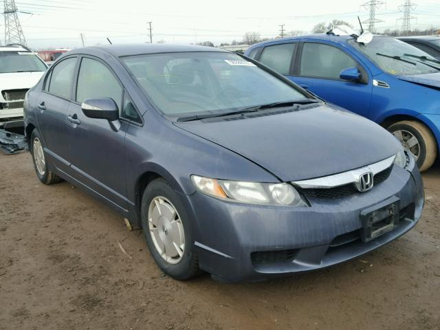 Used 2009 HONDA CIVIC HYBR Car For Sale At AuctionExport