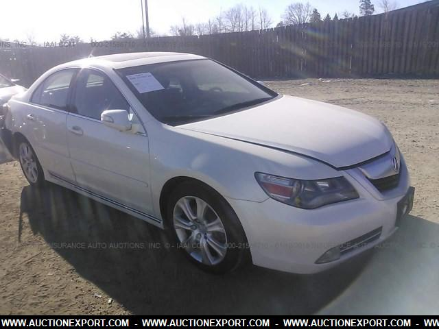 Used ACURA RL Car For Sale At AuctionExport - 2018 acura rl for sale