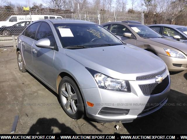 used 2014 chevrolet cruze 2lt car for sale at auctionexport. Black Bedroom Furniture Sets. Home Design Ideas