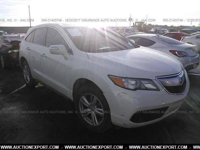 used 2015 acura rdx car for sale at auctionexport. Black Bedroom Furniture Sets. Home Design Ideas