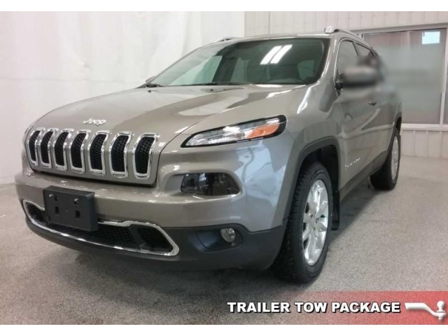 used 2017 jeep cherokee 4wd 4dr limited car for sale at auctionexport. Black Bedroom Furniture Sets. Home Design Ideas