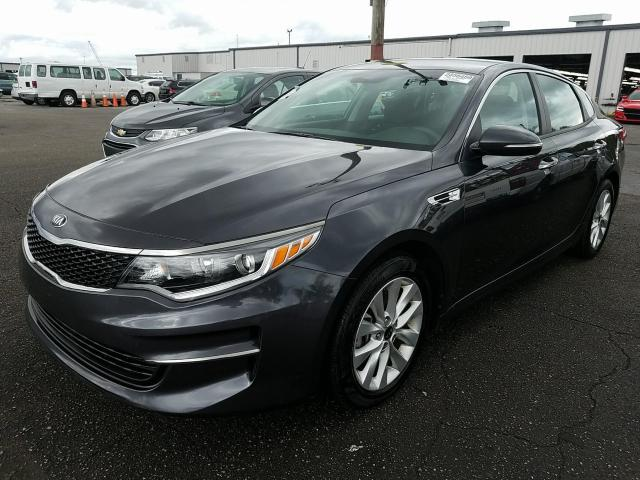 used 2017 kia optima car for sale at auctionexport. Black Bedroom Furniture Sets. Home Design Ideas