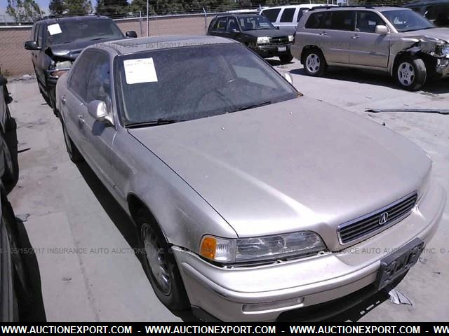 Used ACURA LEGEND LS Car For Sale At AuctionExport - Acura legend for sale