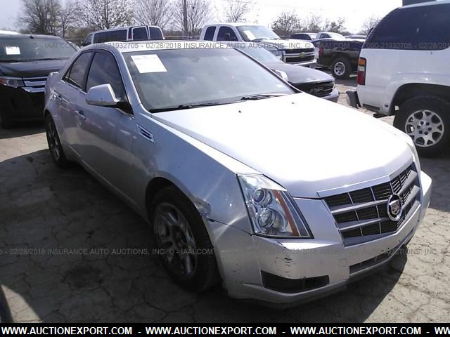 Used 2009 Cadillac Cts C T For Sale At Auctionexport