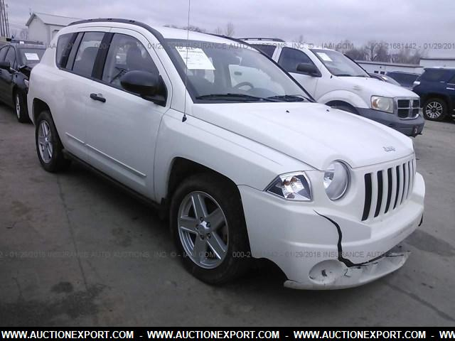 Used 2010 JEEP COMPASS SPORT Car For Sale At AuctionExport