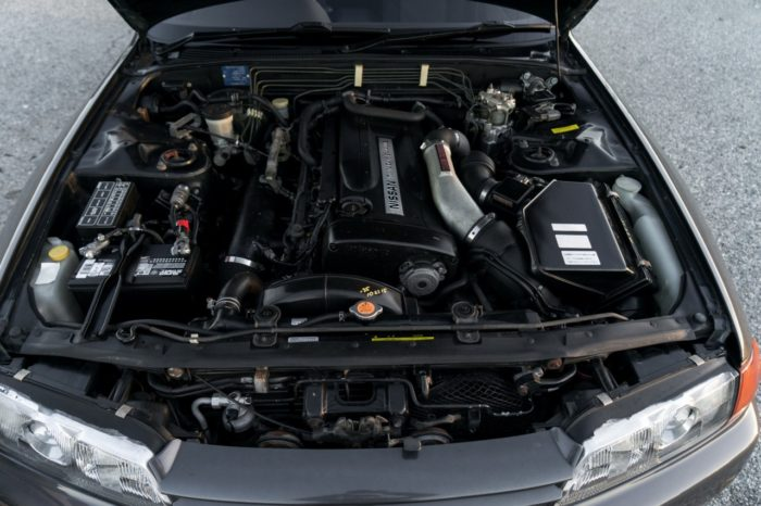 The iconic RB26 engine of the Nissan Skyline GT-R returns